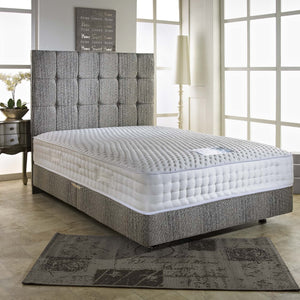 3FT Single - Elegant 3000 Pocket Sprung Hand Stitched Border Mattress-Pocket Sprung Mattress-Chic Concept