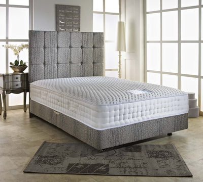 Elegant 3000 Pocket Sprung Hand Stitched Border Mattress-Pocket Sprung Mattress-Chic Concept