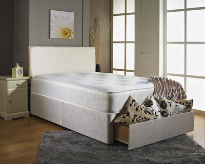 3FT Single - Everest Orthopaedic Hand Tufted Luxury Filled Mattress-Orthopaedic Mattress-Chic Concept