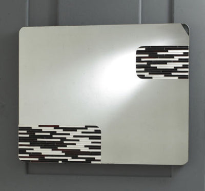 Glass Mosaic Tiles Mirror