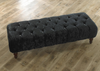 Chesterfield Footstool Diamond Buttoned UK Made Bespoke-Footstool-Chic Concept