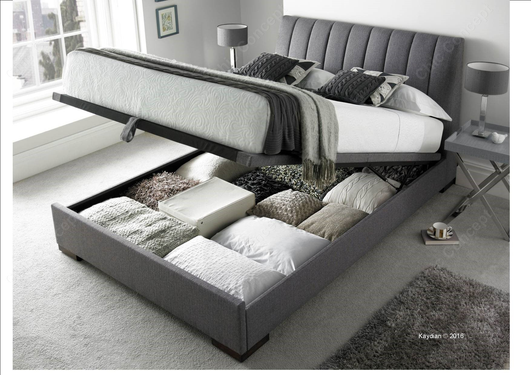 Super Lanchester Ottoman Storage Bed Theyellowbook Wood Chair Design Ideas Theyellowbookinfo