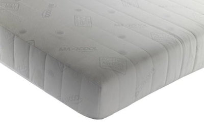 "Maxicool Latex Memory and Reflex Foam 6"" Mattress-Memory Foam Mattress-Chic Concept"