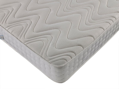 3FT Single - Memory Foam Latex Foam 1000 Pocket Sprung Damask Fabric Micro Quilted Mattress-Pocket Sprung Mattress-Chic Concept