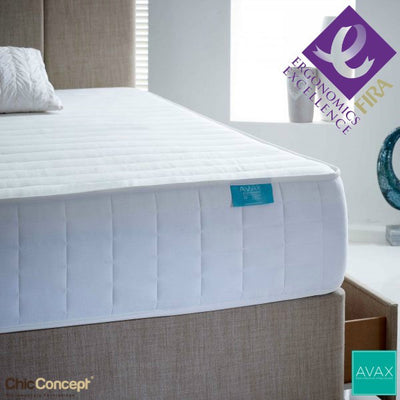 AVAX Pride FIRA Certified Ergonomic Pocket Sprung Foam Encapsulated Mattress-AVAX Mattress-Chic Concept