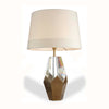 Kinsey Crystal Table Lamp with Shade-Table Lamp-Chic Concept
