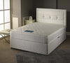 Sheraton 1000 Pocket Sprung Memory Foam Pillow Top Micro Quilted Mattress-Pocket Sprung Mattress-Chic Concept