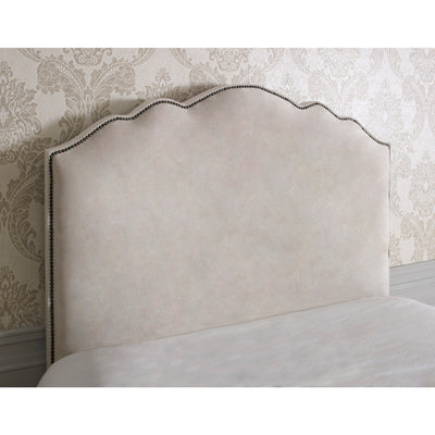 Amelia Curved Plain Bespoke Divan Storage Bed-Bed-Chic Concept