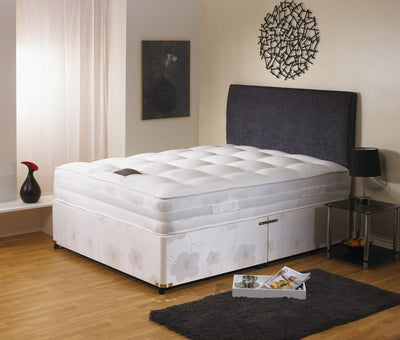 3FT Single-Supreme 1600 Pocket Sprung Hand Tufted Mattress-Pocket Sprung Mattress-Chic Concept