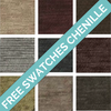 Chenille Swatches-Chic Concept