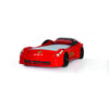 Children's Novelty Ferrari 458 Race Car Bed Red-3FT Single-Children's Bed-Chic Concept