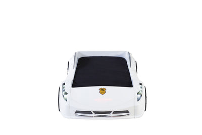 Children's Novelty Ferrari 458 Race Car Bed White-3FT Single-Children's Bed-Chic Concept
