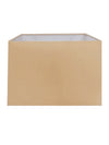 Cream Silk Fabric Square Shade-Lamp Shades-Chic Concept