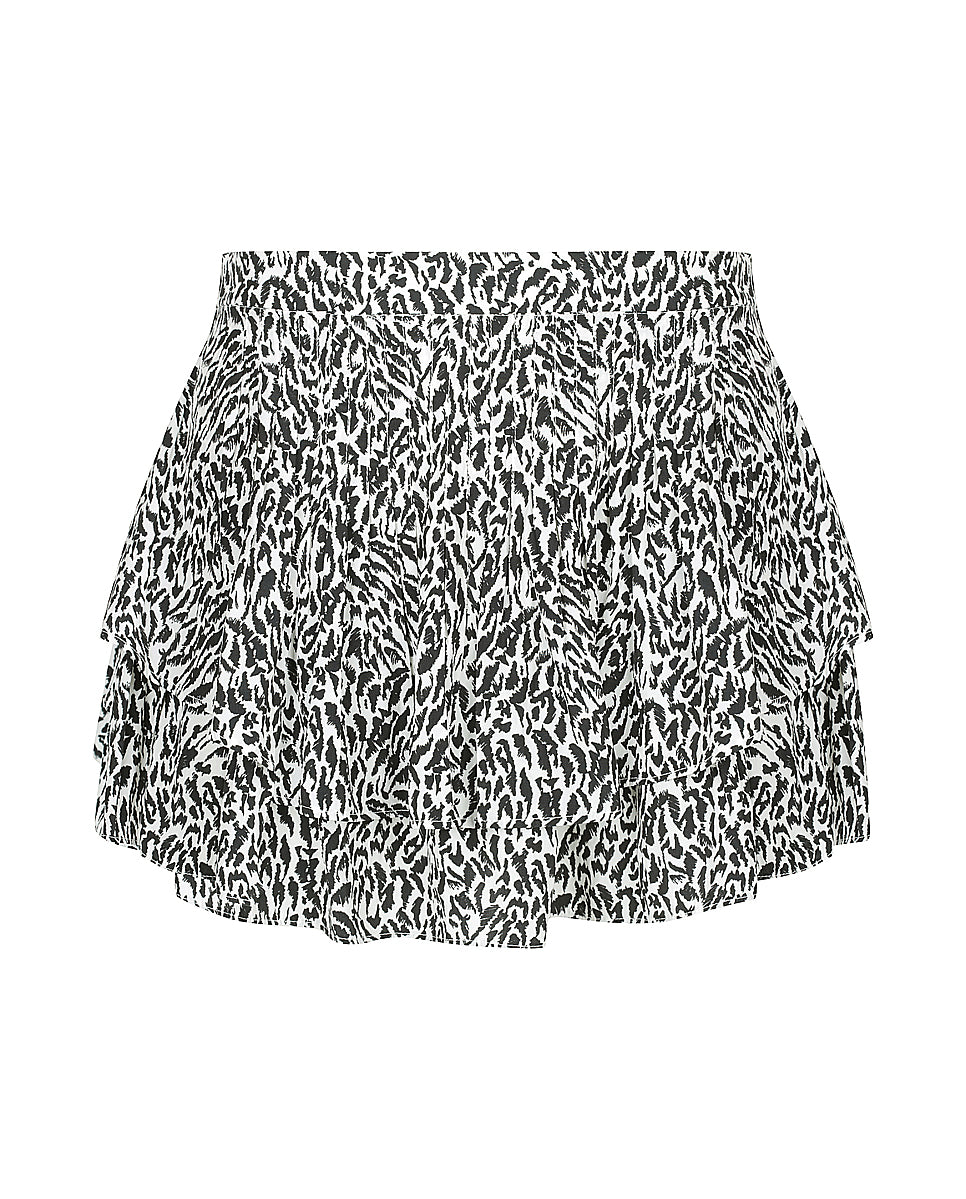 Beach to Club Mini Skirt