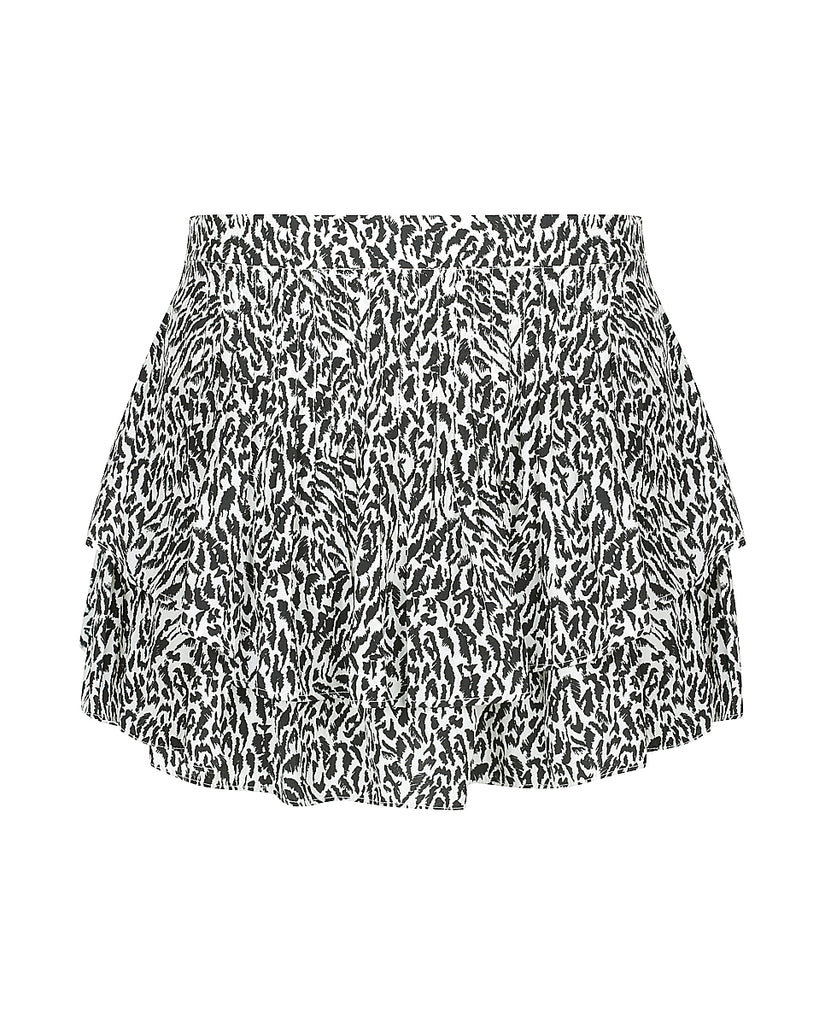 Pam Pam Beach 2 Club Mini Skirt