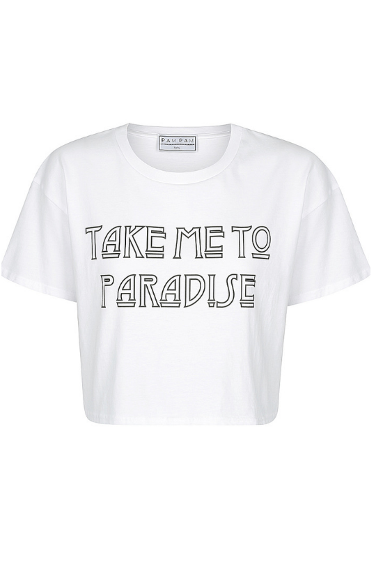 Pam Pam Take Me To Paradise T-Shirt