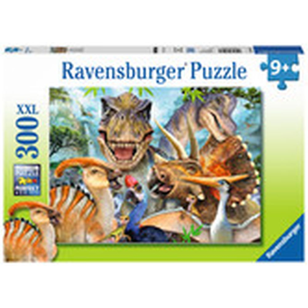 Dino Selfies 300pc Puzzle
