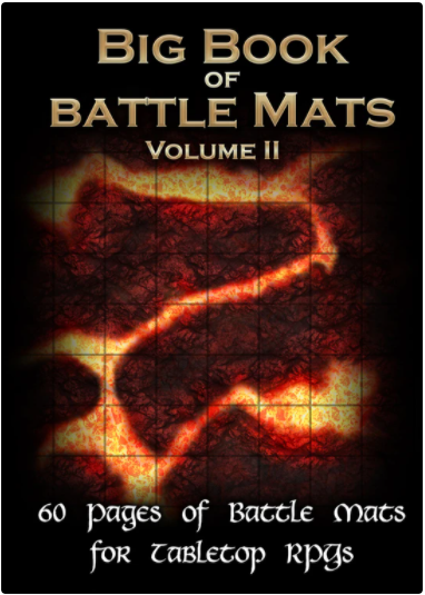 Big Book of Battle Mats Vol. 2