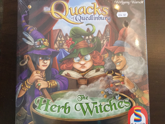 Quacks of Quedlingburg Herb Witches