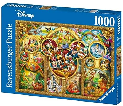 The Best Disney Themes, 1000pc