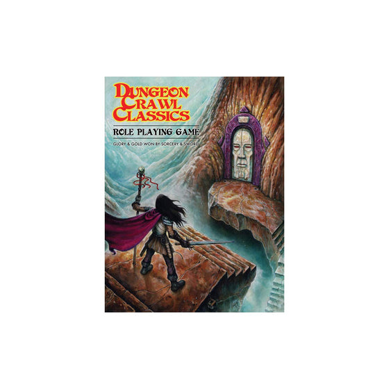 Free RPG Day Ticket Dungeon Crawl Classics - Online