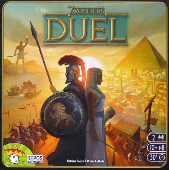 7 Wonders Duel, Pantheon and Insert Bundle