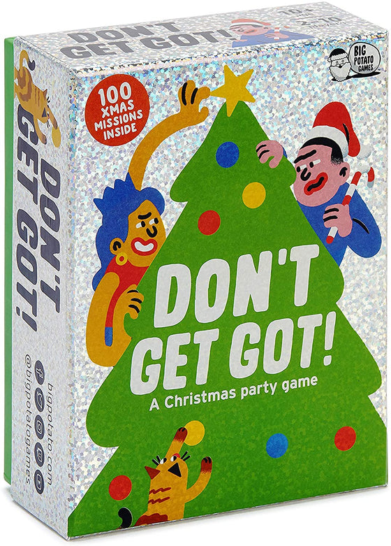 Don't Get Got!: Christmas Party Game