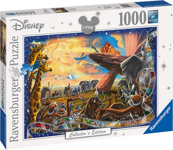 Disney Collector's Edition Lion King, 1000pc
