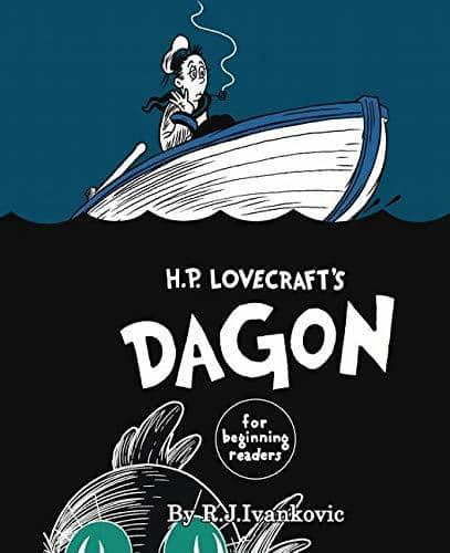 H.P. Lovecraft's Dagon For Beginning Readers