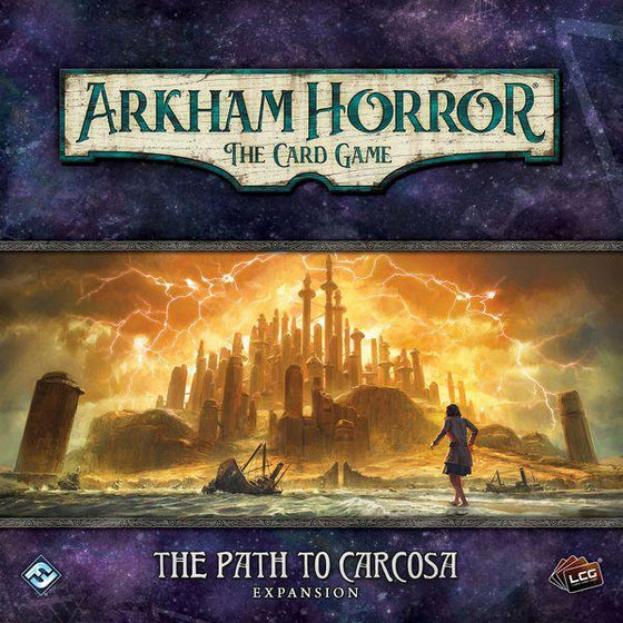 Arkham Horror LCG Carcosa Full Bundle