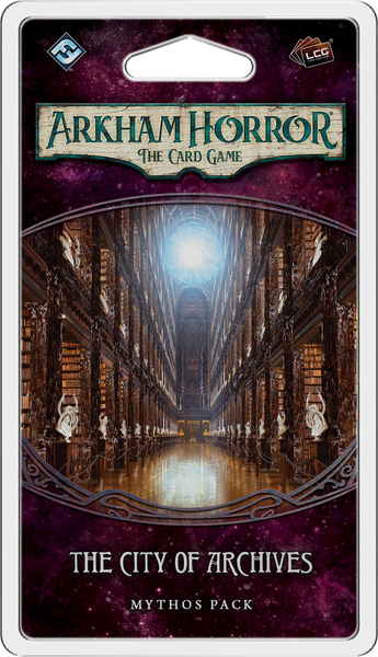 Arkham Horror: City of Archives