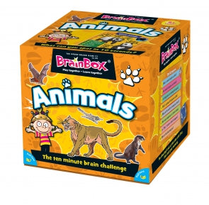 BrainBox Animals  -