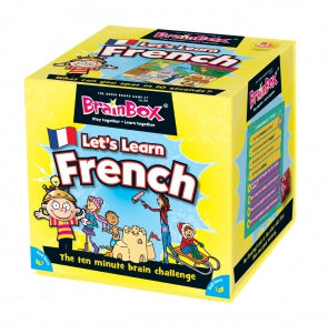BrainBox Let's Learn French