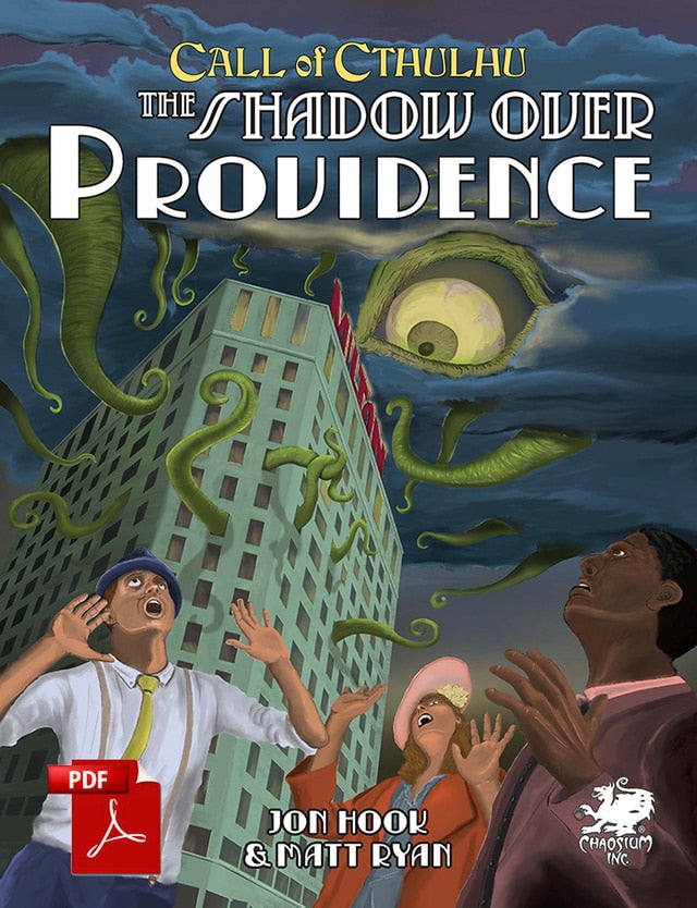 Call of Cthulhu The Shadow Over Providence