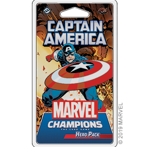 Marvel Champions: Captain America Hero Pack