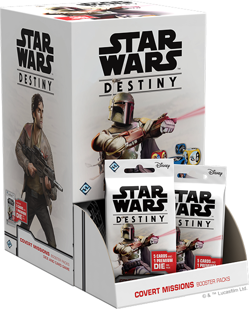 Star Wars Destiny Covert Missions Single Pack