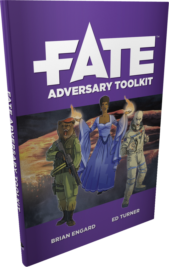 Fate Adversary Toolkit Supp.