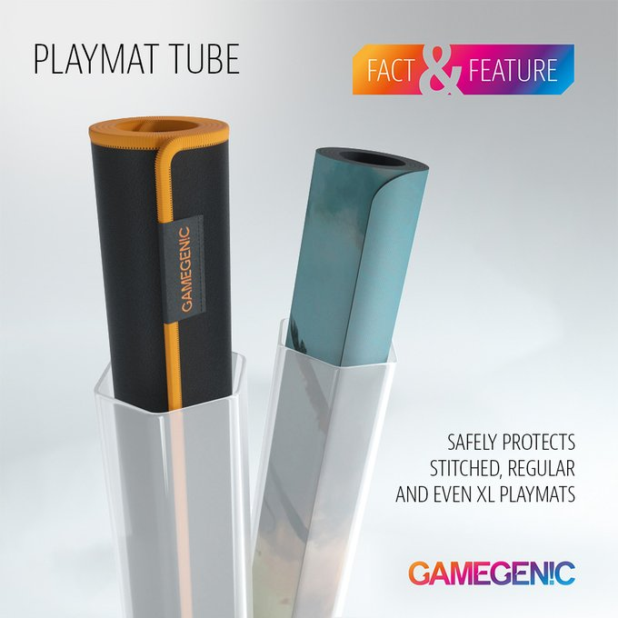 Gamegenic Playmat Tubes