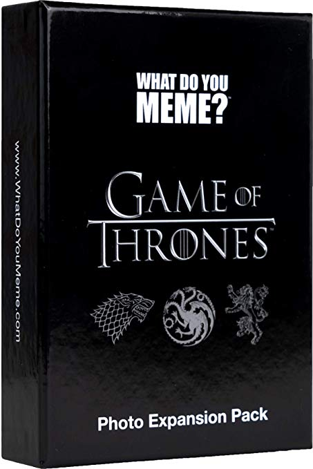 What Do You Meme? Expansions