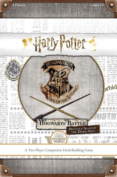 Harry Potter Hogwarts Battle- Defence Against the Dark Arts