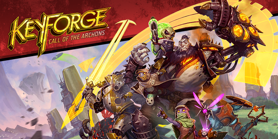 Virtual Keyforge Tournament Ticket