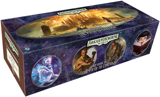 Arkham LCG: Return to the Path to Carcosa
