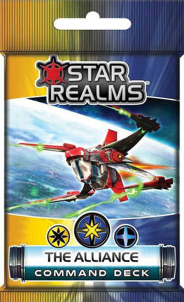 Star Realms Command Decks