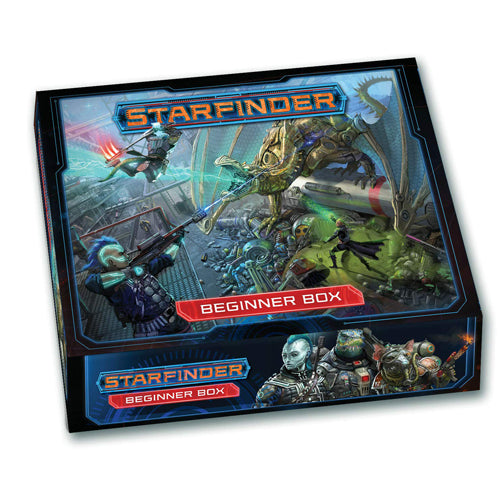 Starfinder Roleplaying Game Beginner Box
