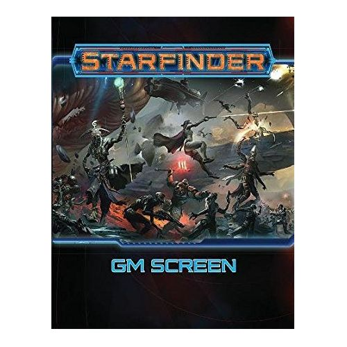 Starfinder GM Screen