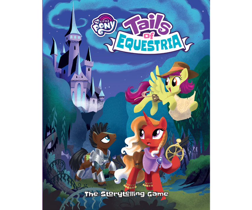 Tails of Equestria: My Little Pony MLP RPG