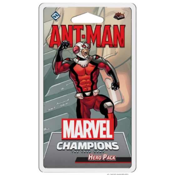 Marvel Champions: Ant-Man Hero Pack Preorder