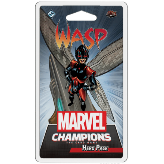 Marvel Champions: Wasp Hero Pack Preorder