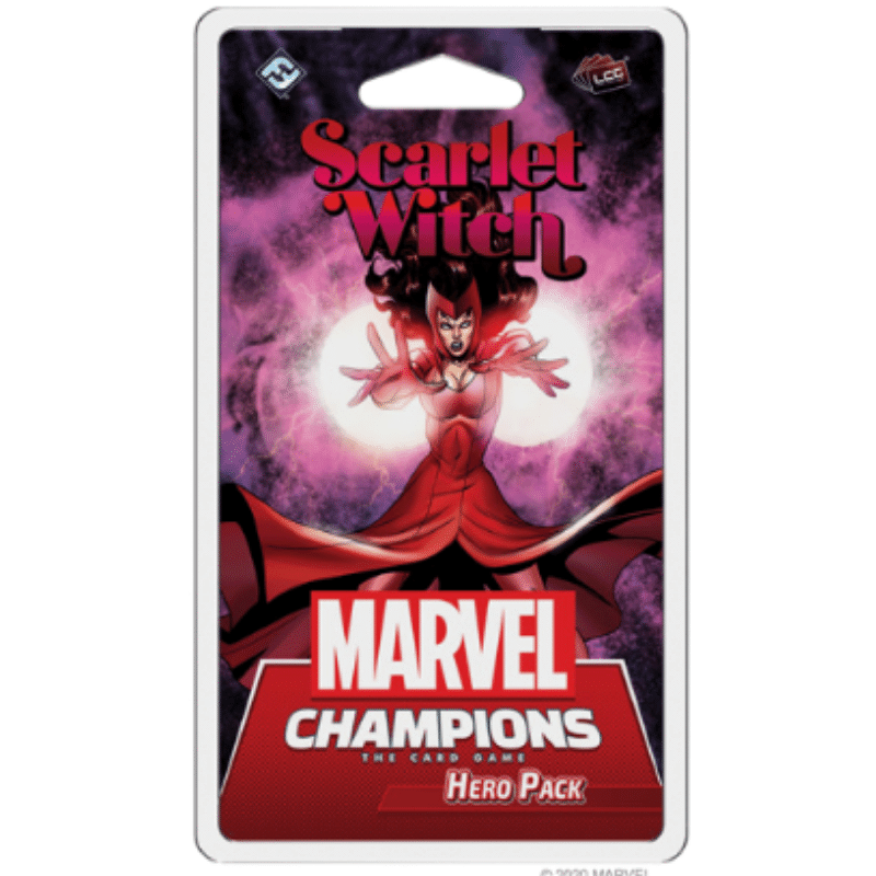 Marvel Champions: Scarlet Witch Hero Pack Preorder