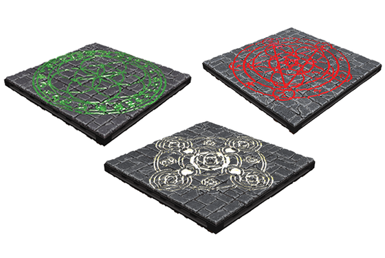 WarLock Tiles: Summoning Circle
